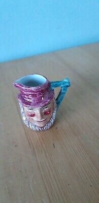 Royal Torquay Pottery An Auld Uncle Tom Bobleigh Ani All hand painted Rare Antique Toby Jug