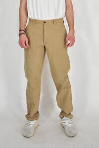 BEST-COMPANY-Pantaloni-Classici-In-Cotone-Taglia-IT-50-XL-Uomo-Man