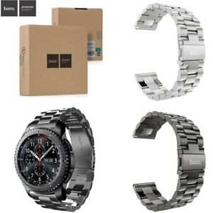 HOCO-3-Beads-Stainless-Steel-Wrist-Strap-Watch-Band-for-Samsung-Galaxy-Gear-S3