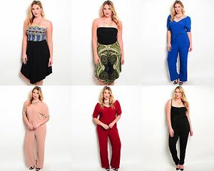 4cdf4f8f386f NEW Lot Women Overall Vintage 70 80s Romper Jumpsuit Catsuit Queen ...