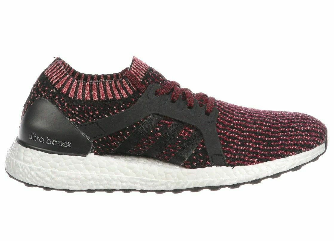 Adidas BY1674 Women's Ultraboost X Running shoes Black Ruby Size 8.5 US  BR33