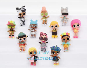 Lol Surprise Lights Glitter Tots Choose Your Character Ebay