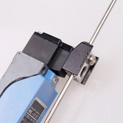 TZ-8107 Adjustable Rod Arm Momentary 2NO+2NC Limit Switch AC 380V 10A