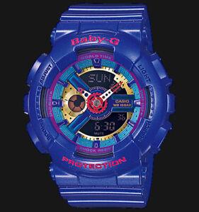 Casio-Baby-G-BA-110-Series-Neon-Color-Purple-Watch-BA112-2ADR