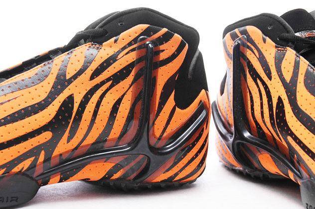 Nike Zoom Hyperflight TIGER Woods PRM Orange 10 Noir Safari Cincinnati Bengals 10 Orange 64404a
