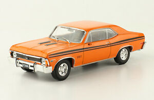 Chevy-Chevrolet-Serie-2-1976-Diecast-1-43-Coches-Inolvidables-Argentina-W-Mag