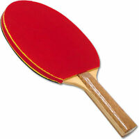 Gamecraft® Deluxe Sponge Rubber Table Tennis Paddle on sale