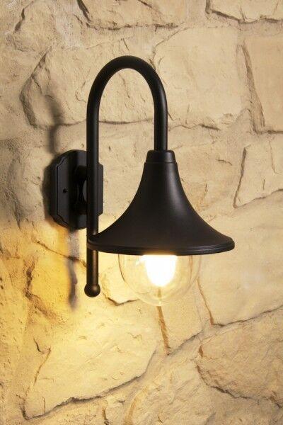 Sconto del 70% Lampada parete parete parete ILLUMINAZIONE ESTERNA Hoflampe MURO ESTERNO Lampada Parete Esterna Lampada Modern  moda classica