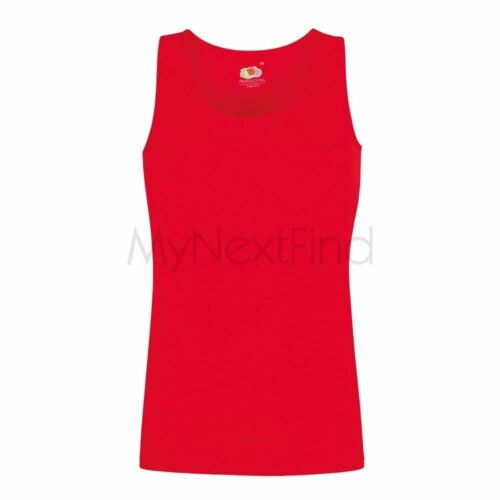 Fruit of the Loom Womens Lady-Fit Performance Vest