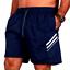 Indexbild 4 -  Badeshorts Badehose Sport Herren Shorts plus size L XL 2XL 3XL Männer Bermuda 8