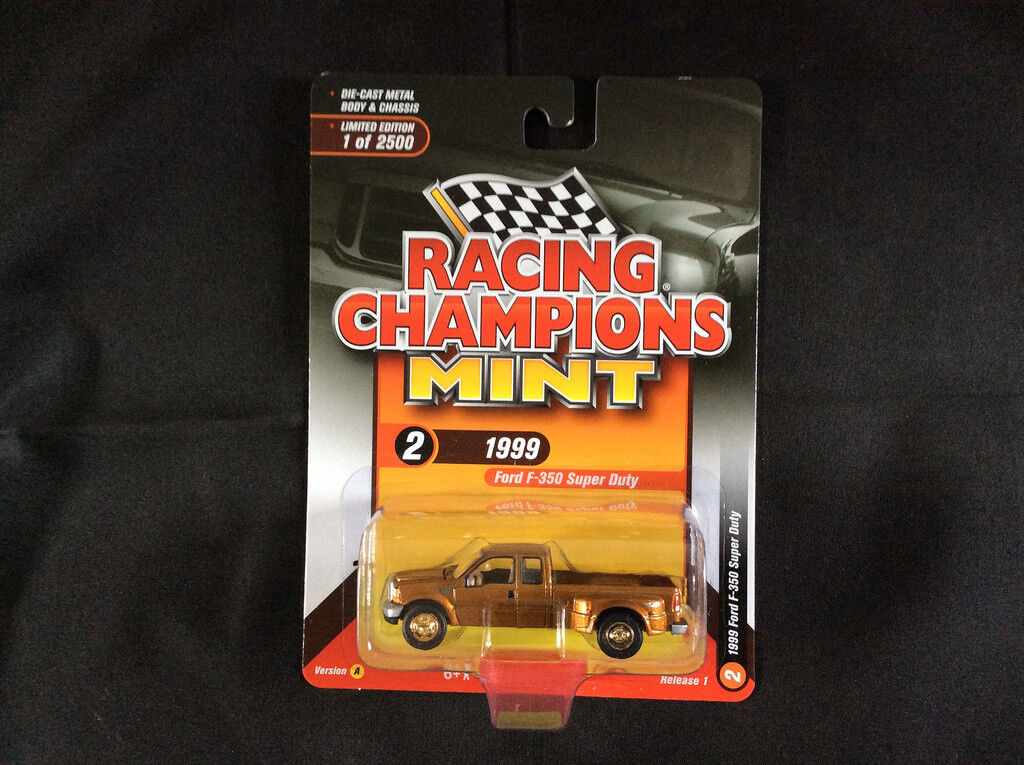 Racing - version aus dem jahr 1999, champions rc007 ford f-350 super pflicht Goldfund