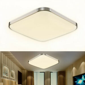 12-16-24w-Modern-LED-Square-Ceiling-Down-Light-Bedroom-Room-Lamp-Surface-Mount