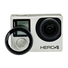 Protective UV Lens Optical Lens Cover For Gopro Hero 4 3+ Camera Accessory