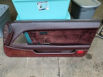 1986 Toyota Supra Mk3 Door Panel Passenger Ebay