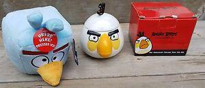 Angry Birds 'Matilda'' MUG with BONUS 'Ice Bird' Sound Plush - OFFICAL ITEMS
