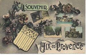 (S-34200) FRANCE - 13 - AIX EN PROVENCE CPA E.L.D. ed. MXWpa5I3-09164232-432310156