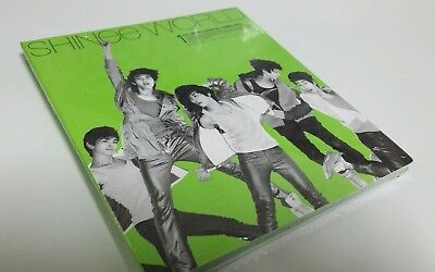 SHINEE The SHINee World 1st Album Version_ A : CD w/booklet shinee replay Sealed
