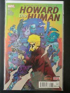 HOWARD-the-HUMAN-1a-Secret-Wars-2015-MARVEL-Comics-VF-NM-Comic-Book