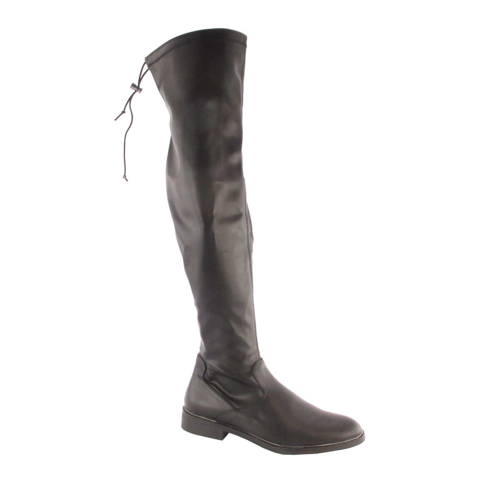 S OLIVER OVERKKNEEbottes noir GR 37,39,42 NEU femmes bottes chaussures XS-Schaft