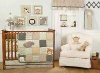 Kidsline Bear And Buddies Baby Nursery Window Valance 60 X 14