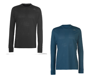 adidas Supernova T-shirt Herren Tshirt T Shirt Langarm Jogging 2218