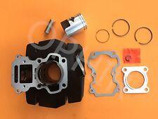 Cylinder 50 mm Suzuki AX100 93cm3 Piston Rings Clips Gaskets Kit 2-Stroke