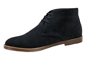 Polacchine-uomo-Class-nero-scamosciate-scarpe-calzature-casual-eleganti