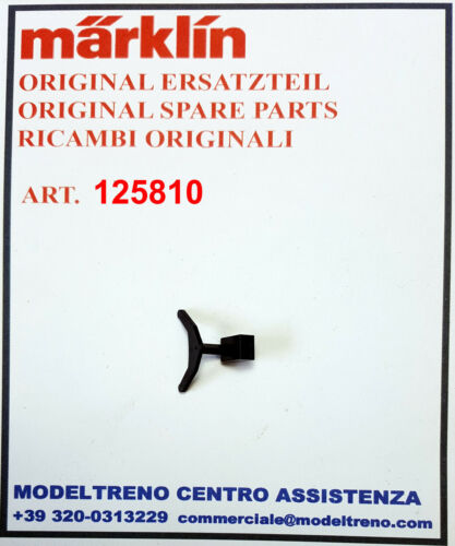 MARKLIN 125810  SUPPORTO GANCIO   KUPPLUNGSDEICHSEL 37307 37308 37309