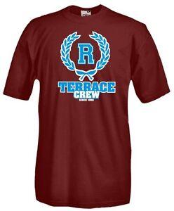 T-Shirt-girocollo-manica-corta-Supporters-U82-Rieti-Terrace-Crew-calcio-fans