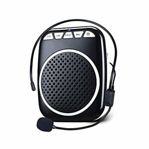 Pyle Portable PA Karaoke Speaker System w/ Mic, Voice Recorder Amplifier PWMA55
