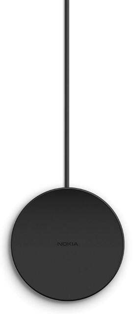 Nokia Wireless Charging Plate Small (Black) DT-601