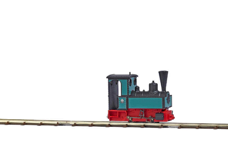 Busch 12141 locomotiva Decauville dimitrias/Museo subentrando carreggiata stretta h0f Nuovo/Scatola Originale