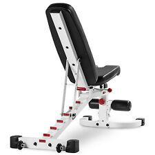 york incline decline bench. xmark fitness heavy duty 11-gauge (fid) flat incline decline bench xm- york a