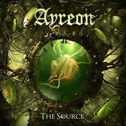 Ayreon - Source [New CD] Germany - Import