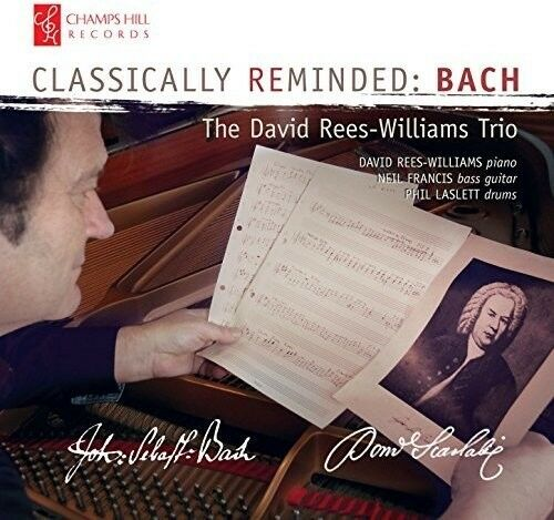Classically Reminded: Bach [New CD]