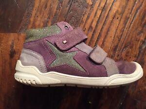 Details zu ELEFANTEN Schuhe Sneakers Halbschuhe Gr. 29 Herbst Echt Leder