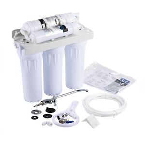 5 Stage New Water Filters Home Drinking Reverse Osmosis Filtration System