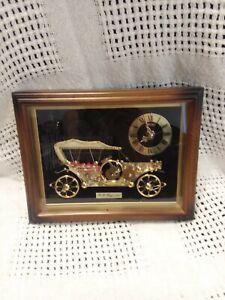 VINTAGE LINDEN ROLLS ROYCE 1910 ANTIQUE AUTOMOBILE CAR ...