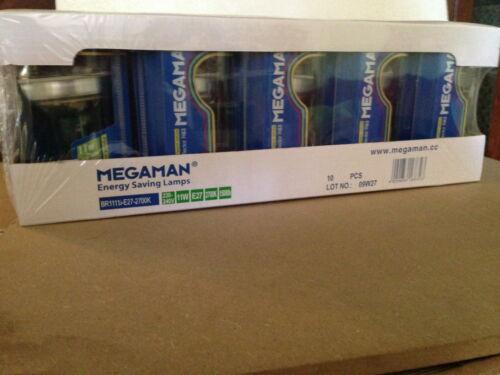 MegaMan Lightbulbs