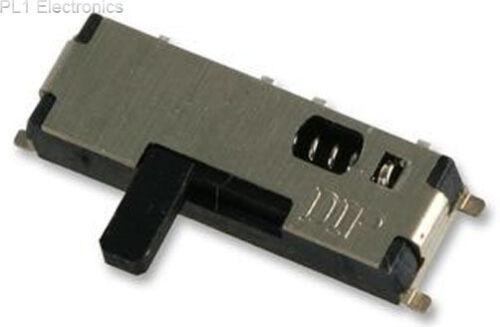 interruptor deslizante Multicomp-mcsss-12lg on-mom Smd