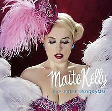 Das-Volle-Programm-von-Kelly-Maite-CD-Zustand-gut