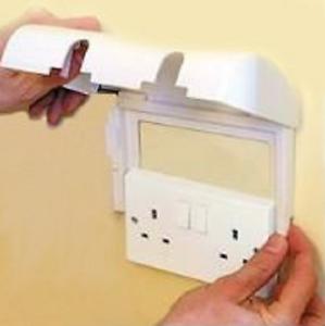 Image Is Loading Child Safety Socket Protector Cover Baby Safe Plug