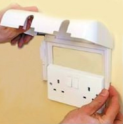 Child Proof Saftey Plug Wall Socket Cover Protector  pack brand new