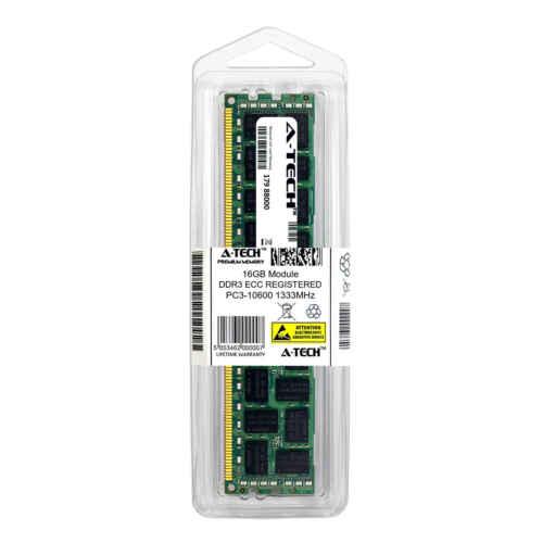 Micron MT36KSF2G72PZ-1G4D1 Equivalent Memory RAM 16GB DDR3 PC3-10600 RDIMM