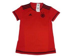 Details zu Adidas DFB Damen Trikot. Deutschland Frauen Fußball Trikot WM 2015