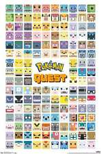 Pokemon - Quest Grid