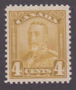 """Canada 1929 #152 King George V """"Scroll"""" Issue - F/VF MNH"""