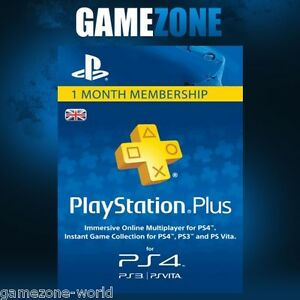 Playstation-Plus-30-Days-UK-Card-PSN-PS-Store-1-Month-Code-SONY-30-Days-Key