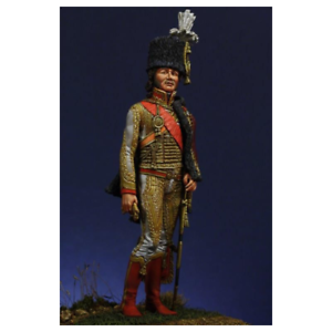 Atelier Maket Napoleonic Marshall Murat 75mm Model Unpainted Metal Kit