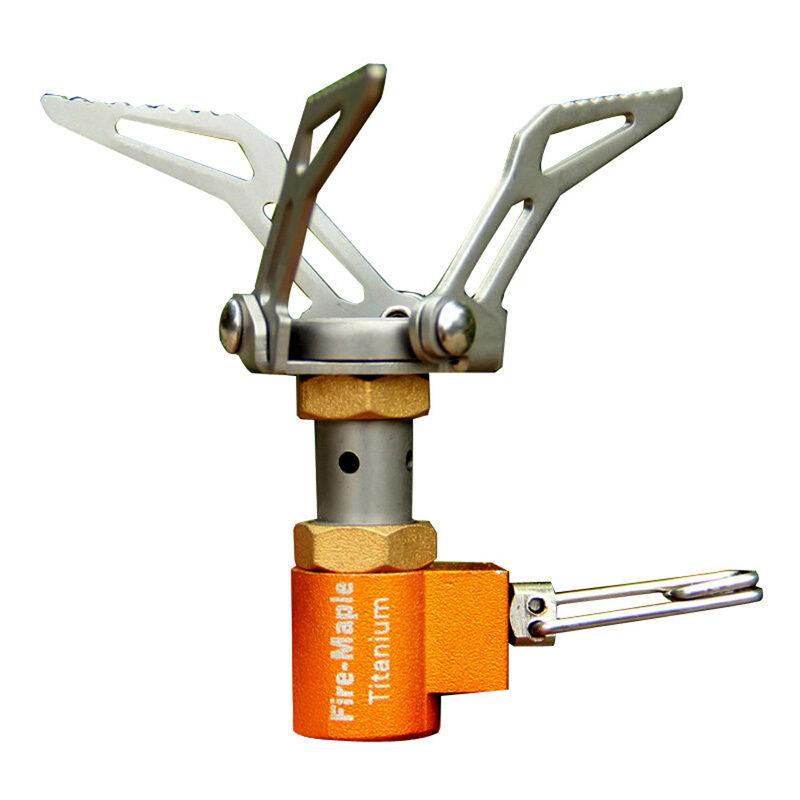 Fire Maple FMS-300T Titanium Alloy  Ultra-light 45g 2600W Gas Stove  incentive promotionals